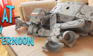 "Video: ""AT-AT Day Afternoon"" by Patrick Boivin"