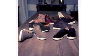 BePositive Fall/Winter 2010 Footwear Lookbook