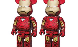 Iron Man 2 MK VI Bearbrick 400%