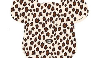 Sense x Medicom Leopard Bearbrick Mousepad