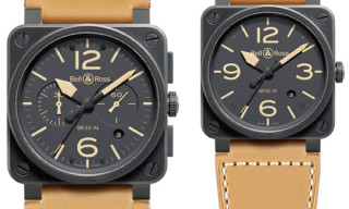 Bell & Ross BR03 Heritage