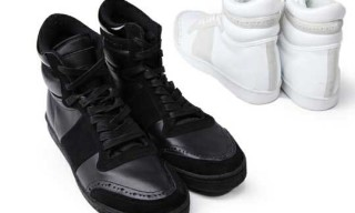 BlackBarrett by Neil Barrett Fall/Winter 2010 Sneakers
