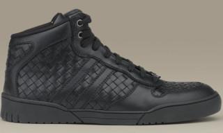 Bottega Veneta Woven Leather Sneakers Spring/Summer 2010