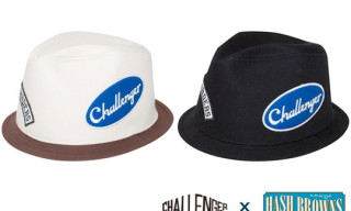 Challenger x Hash Browns Hats
