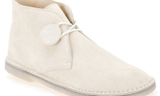 Clarks x Pretty Green Desert Boots – Off-White Colorway