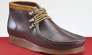 "Clarks Originals Fall/Winter 2010 Wallabee ""Rock"" Preview"