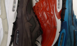 Nike x CLOT 6th Anniversary Air Max BW Custom Collection