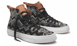 Missoni x Converse Chuck Taylor Fall/Winter 2010