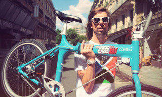 Cool Cats x colette x Puma Biomega Bike – Le Cool Cats Velo Lookbook