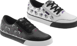 """DC Shoes x SBTG """"Circus of Mutants"""" – Gatsby """"The Fly"""""""