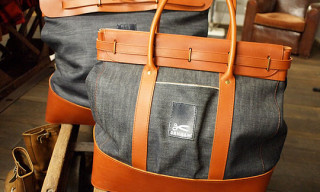 Denham Denim Bags
