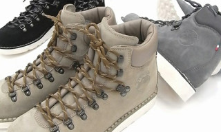 Diemme x Beauty & Youth Hiking Boots