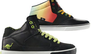 eS Fall 2010 Mad Decent & Diplo Sneakers