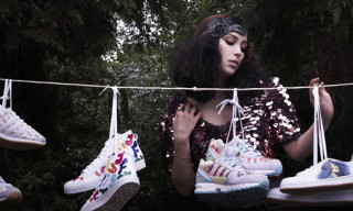 Fafi x adidas Originals Spring/Summer 2010 Lookbook