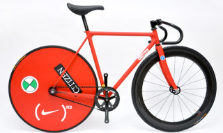 "Feather Cycles x Tokyo Fixed Gear x Nike ""Tied Together"" Bike"