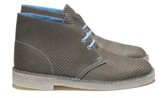hanon x Clarks Desert Boot and Wallabee