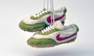 Knitted Nike Sneakers