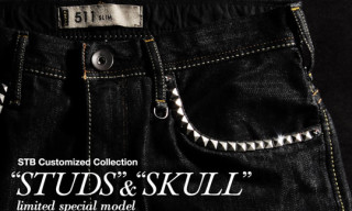 Levi's STB Customzed Collection – Studs & Skulls