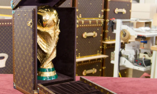Louis Vuitton FIFA World Cup Trophy 2010 Travel Case