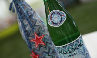 Missoni x San Pellegrino Limited Edition Bottle