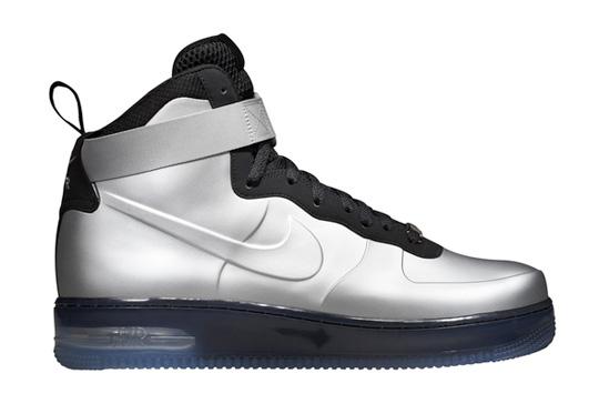 Nike Foamposite Air Force 1