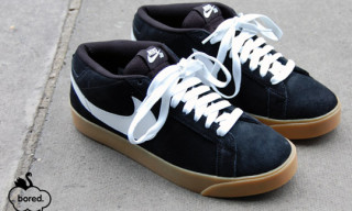 Nike SB July 2010 – Blazer Mid CS and Omar Salazar