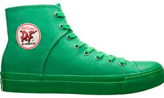 """PF Flyers Bob Clousy Hi """"Celtics"""""""