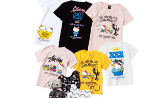 Stussy x Hello Kitty Summer 2010 Capsule Collection