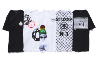Stussy 30th Anniversary XXX T-Shirts Series Part 4 – Futura, Huf, Masterpiece, UCS, Hello Kitty
