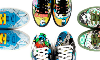Superga x DC Comics Sneakers