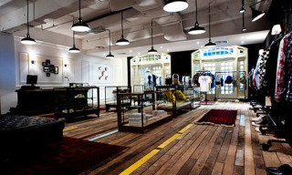 Surrender Relaunches at Raffles Hotel Arcade