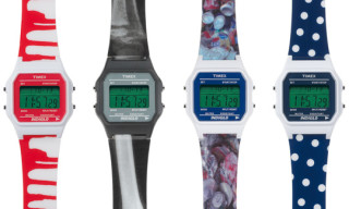 Timex 80 Classic Print Collection Fall/Winter 2010