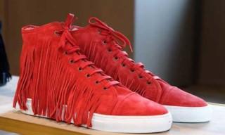 Trussardi Spring/Summer 2011 Sneakers