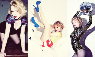 Uffie in Complex Magazine June/July 2010 Issue