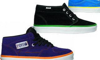 Vans City Pack Fall 2010 – Boston, Phoenix, London