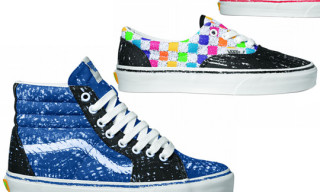 Vans Fall 2010 'Colored by Crayola' Crayola Collection