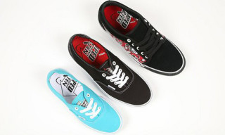 Vans Warped Tour 2010 Footwear