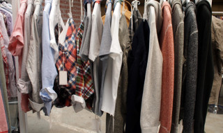 Wings + Horns Spring/Summer 2011 Collection Preview