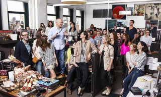 Mickey Drexler and the People at J.Crew