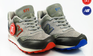 24 Kilates x New Balance 577 – A Closer Look