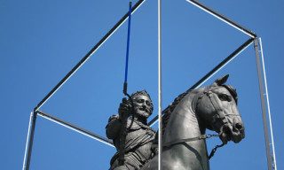 "Henri IV by Jean-Charles de Castelbajac ""Astronomy Domine"""