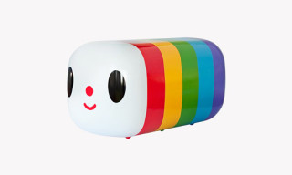 Kid Robot Mr. TTT Bench by FriendsWithYou