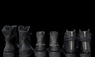 Kris Van Assche Spring/Summer 2011 Footwear