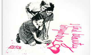 "Mr. Brainwash ""I Find Beauty Everywhere"" Screen Print"