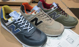 Bread & Butter Summer 2010 – New Balance 576 Lake District Pack