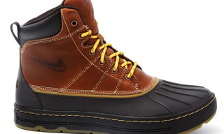 Nike ACG Woodside Boots Fall 2010