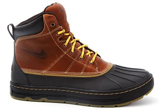 Nike Acg Woodside Boots Fall 2010 Highsnobiety