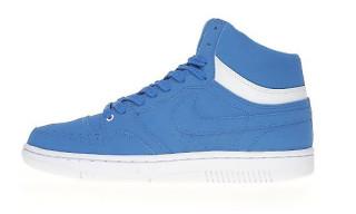 "Nike Court Force Hi ""Blue Sapphire"""