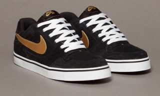 Nike SB Paul Rodriguez 2.5 – Black/Gold