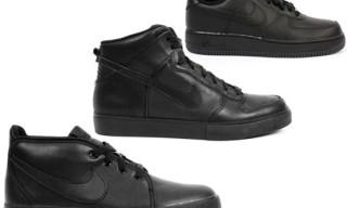 Nike Sportswear Micro Perf QK Black Pack